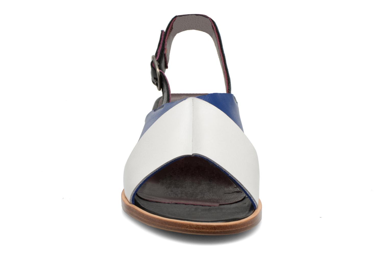 Sandales et nu-pieds Avril Gau Uba Multicolore vue portées chaussures