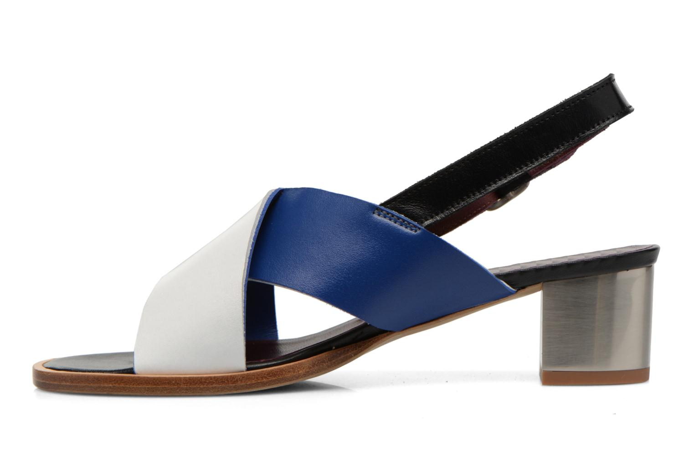 Sandales et nu-pieds Avril Gau Uba Multicolore vue face