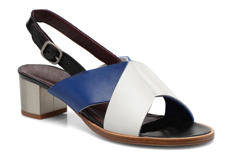 Sandales et nu-pieds Avril Gau Uba Multicolore vue détail/paire