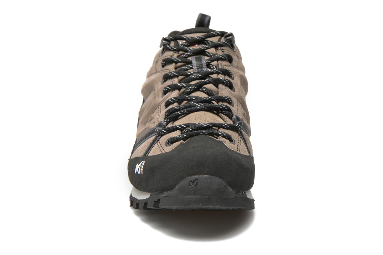 Chaussures de sport Millet Trident Guide GTX Gris vue portées chaussures