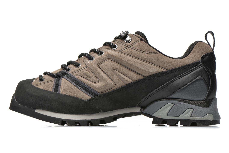 Chaussures de sport Millet Trident Guide GTX Gris vue face