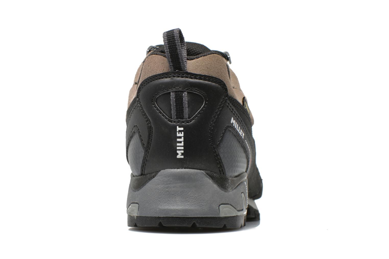 Chaussures de sport Millet Trident Guide GTX Gris vue droite