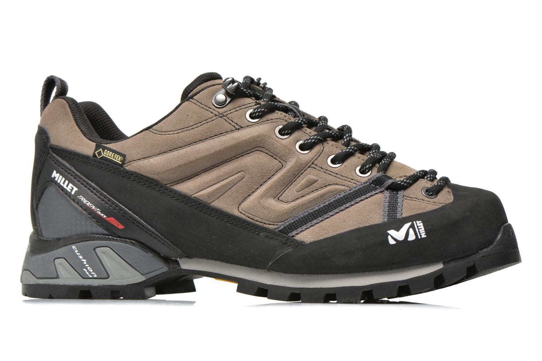 Chaussures de sport Millet Trident Guide GTX Gris vue derrière