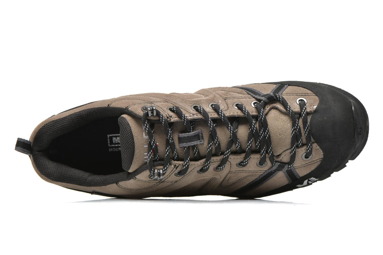 Chaussures de sport Millet Trident Guide GTX Gris vue gauche