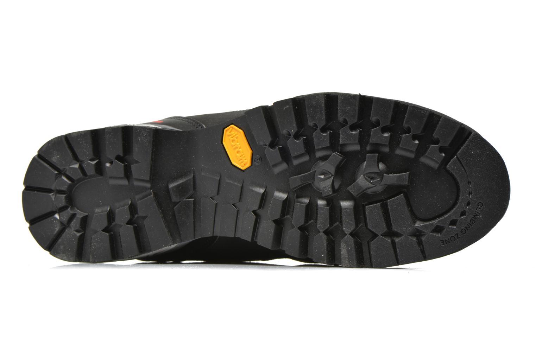 Chaussures de sport Millet Trident Guide GTX Gris vue haut