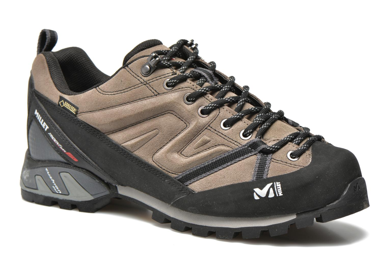 Chaussures de sport Millet Trident Guide GTX Gris vue détail/paire