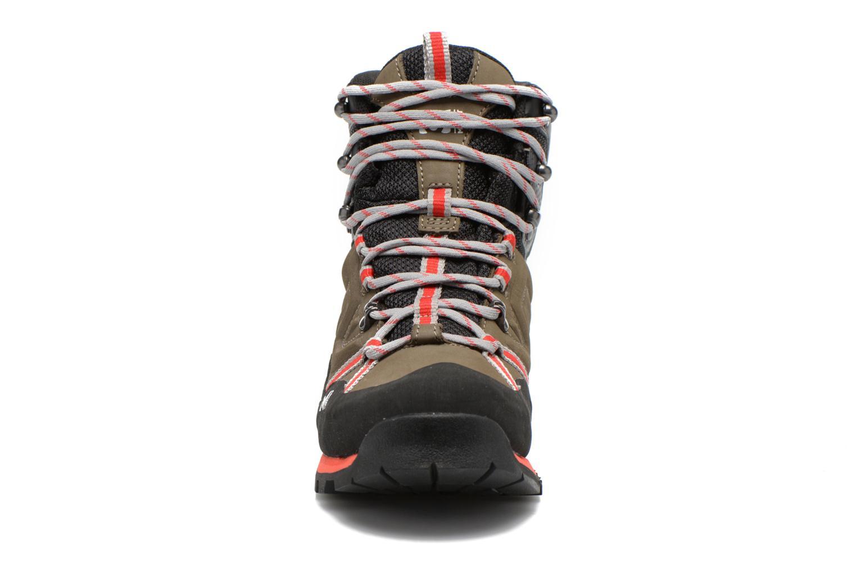 Zapatillas de deporte Millet High Route GTX Gris vista del modelo