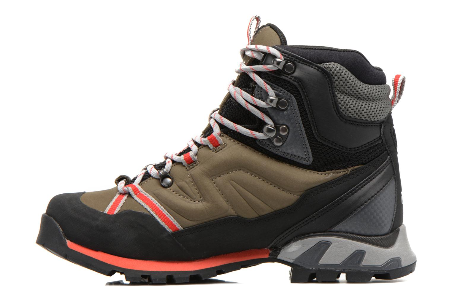 Sport shoes Millet High Route GTX Grey front view