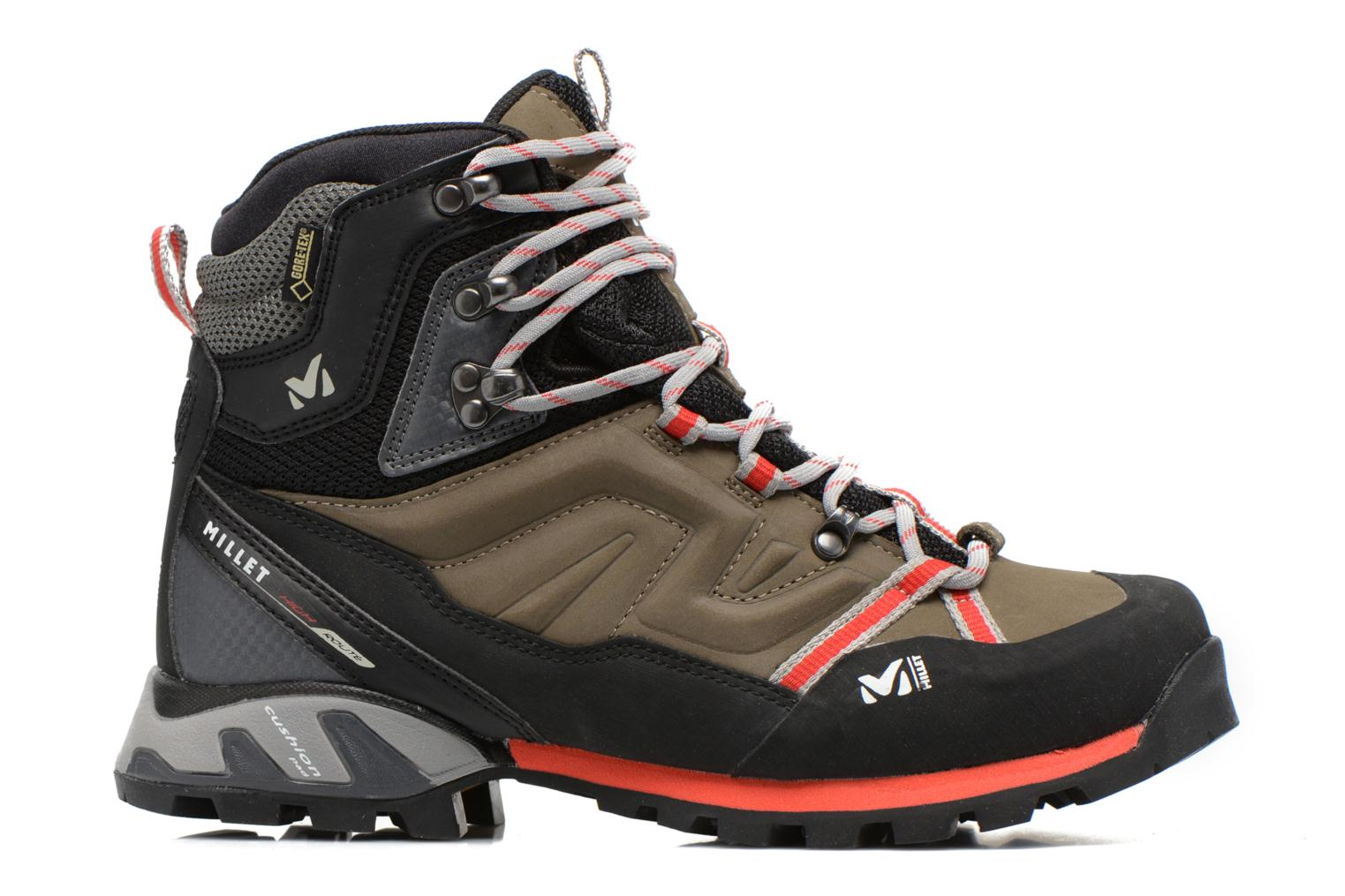 Sport shoes Millet High Route GTX Grey back view