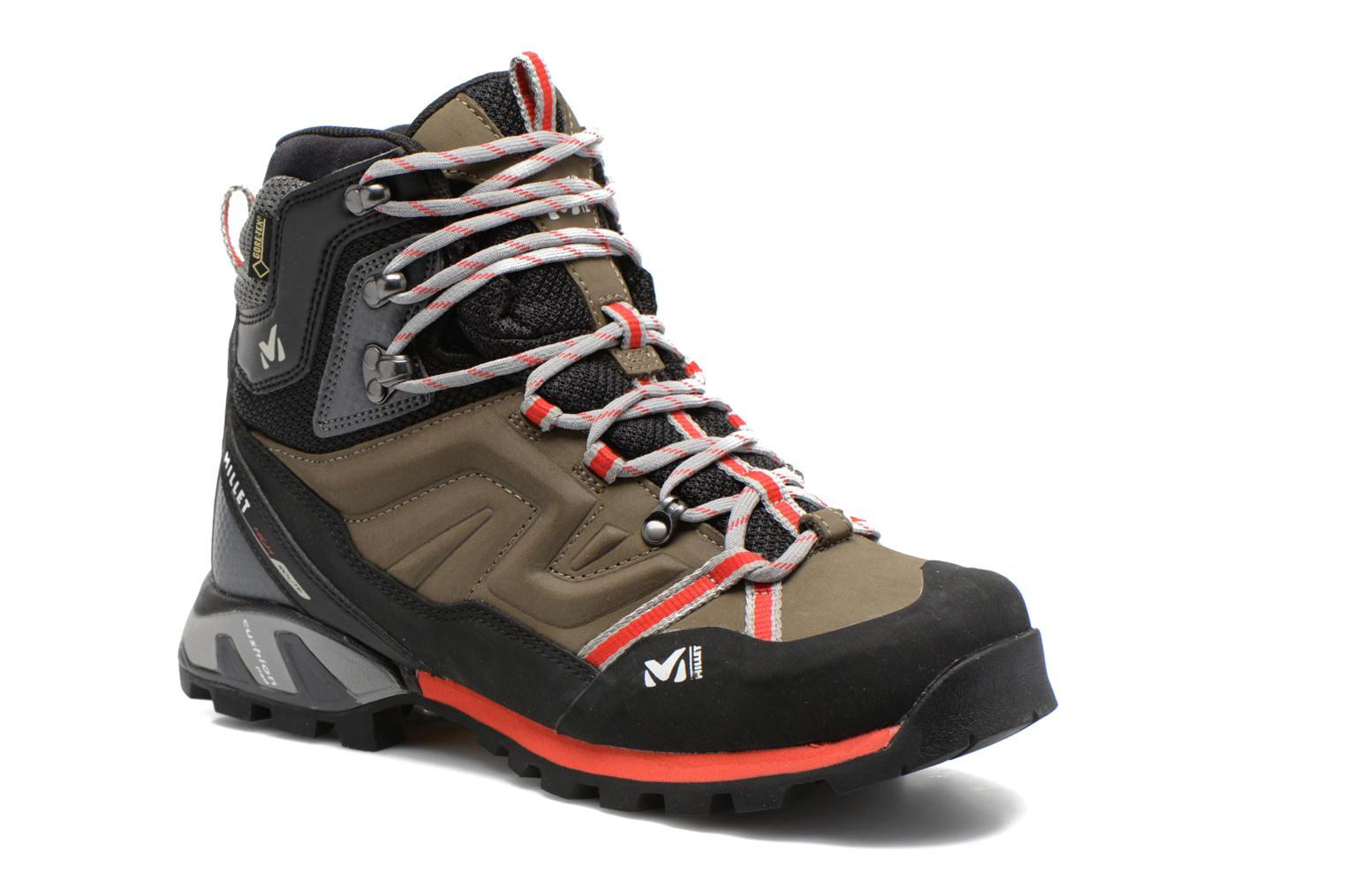 High Route GTX Faint Brown/Red