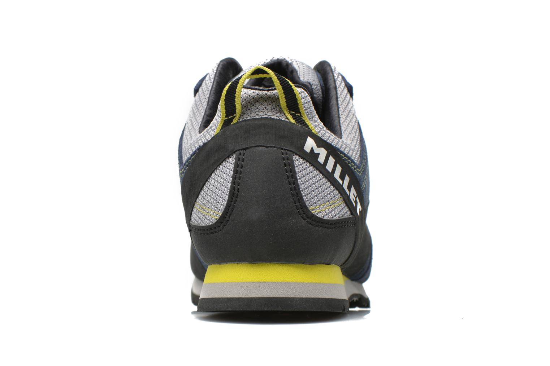 Chaussures de sport Millet Rockway Bleu vue droite