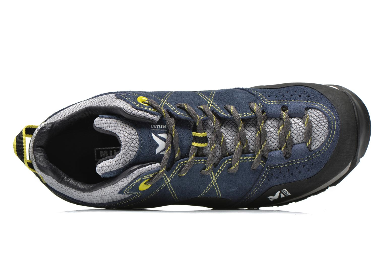 Chaussures de sport Millet Rockway Bleu vue gauche