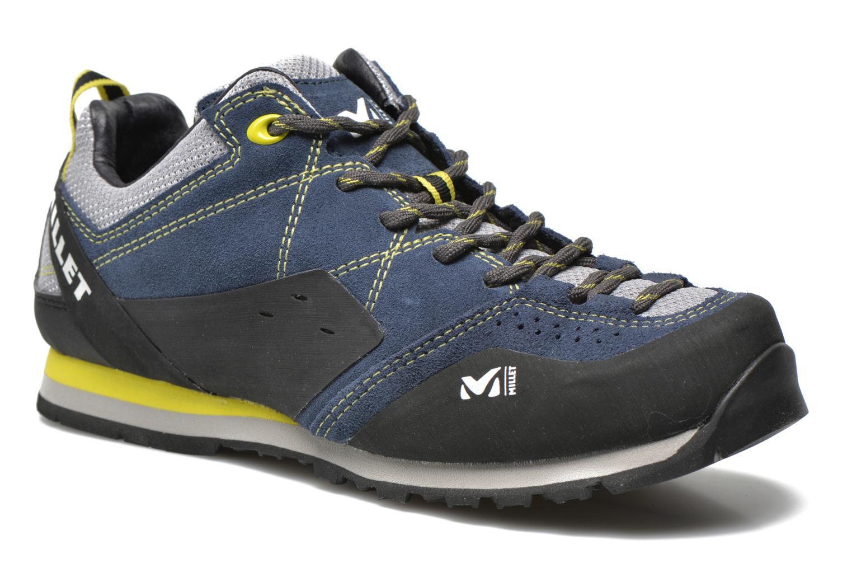 Chaussures de sport Millet Rockway Bleu vue détail/paire