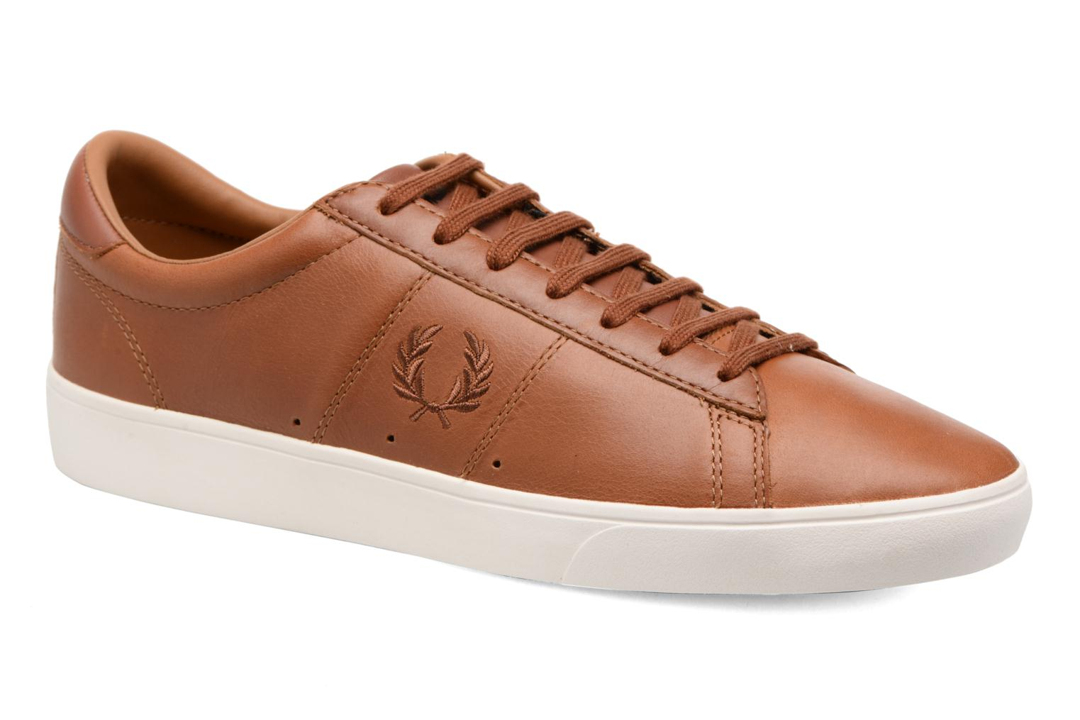 Chaussures Fred Perry Spencer marron Fashion homme