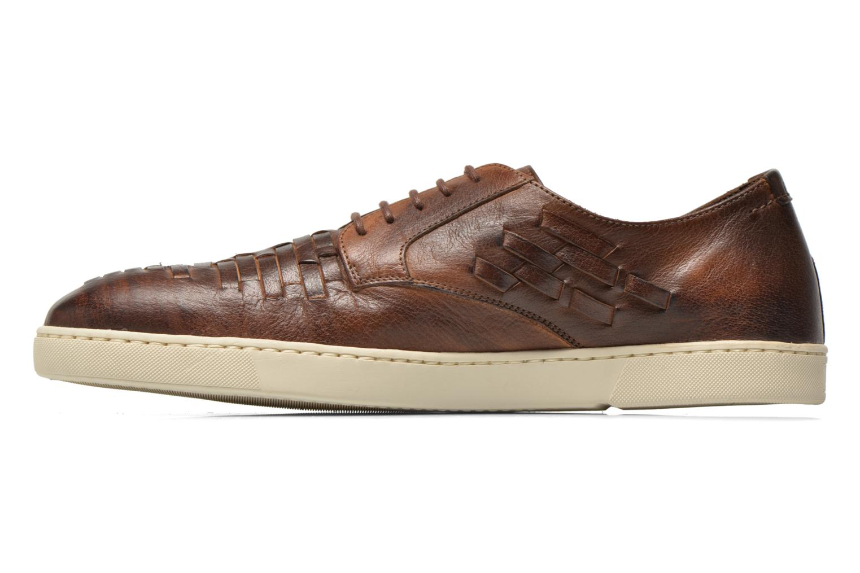 Zapatos con cordones n.d.c Bart Marrón vista de frente