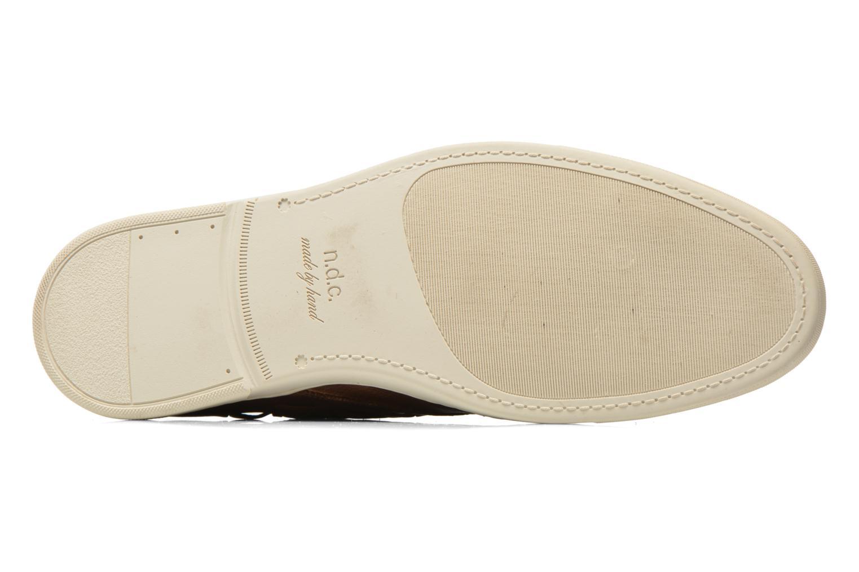 Zapatos con cordones n.d.c Bart Marrón vista de arriba