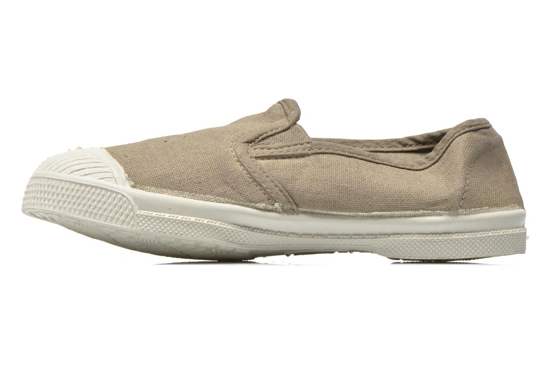Sneaker Bensimon Tennis Tommy E grau ansicht von vorne
