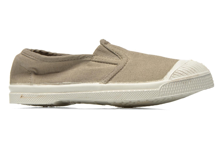 Sneakers Bensimon Tennis Tommy E Grijs achterkant