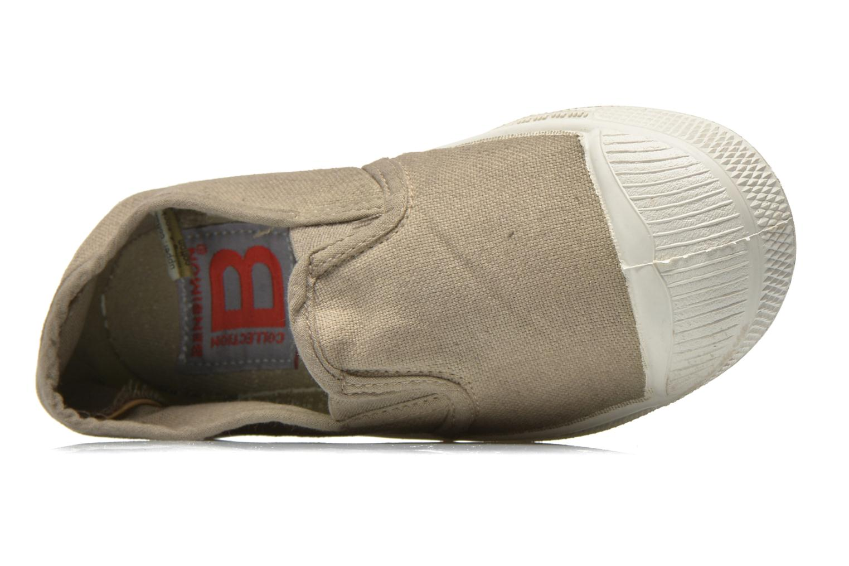 Sneakers Bensimon Tennis Tommy E Grigio immagine sinistra