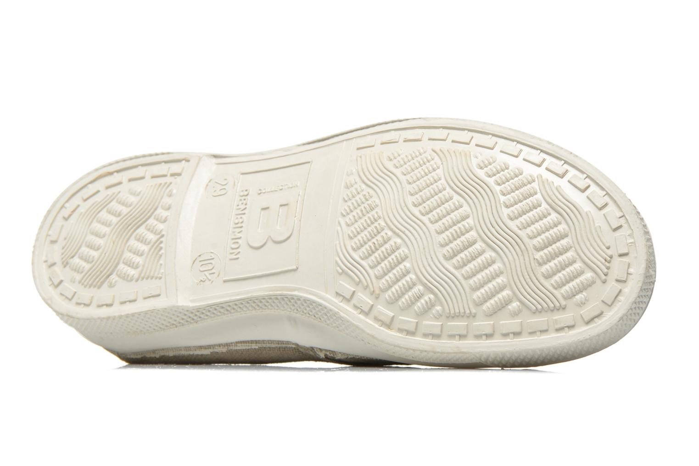 Sneakers Bensimon Tennis Tommy E Grigio immagine dall'alto