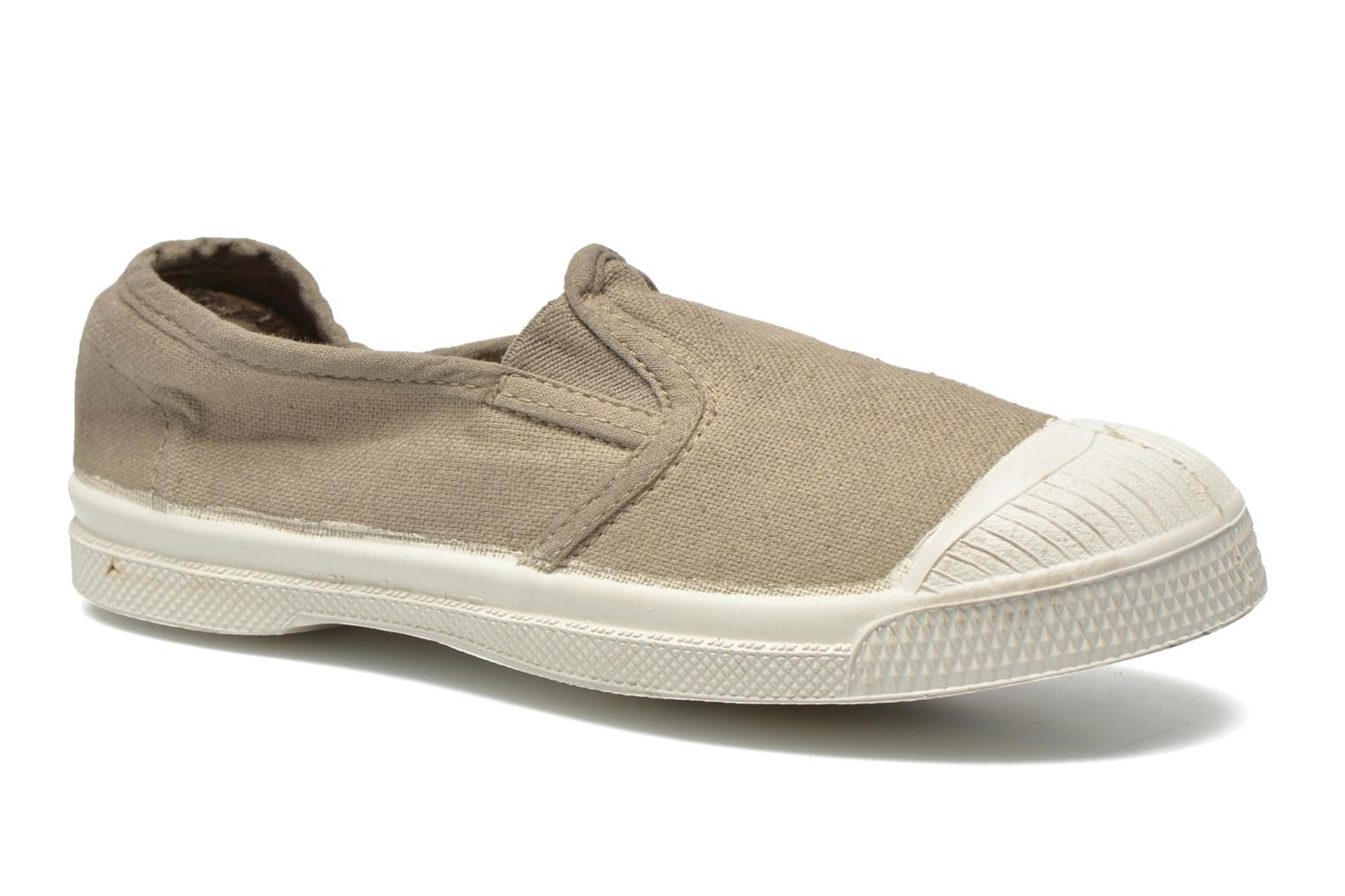 Trainers Bensimon Tennis Tommy E Grey detailed view/ Pair view