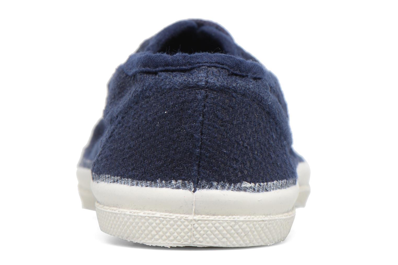 Sneakers Bensimon Tennis Lin E Azzurro immagine destra
