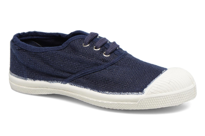 Sneakers Bensimon Tennis Lin E Blauw detail