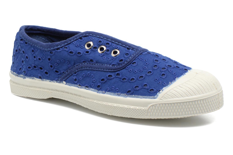 Sneaker Bensimon Tennis Elly Broderie Anglaise E blau detaillierte ansicht/modell
