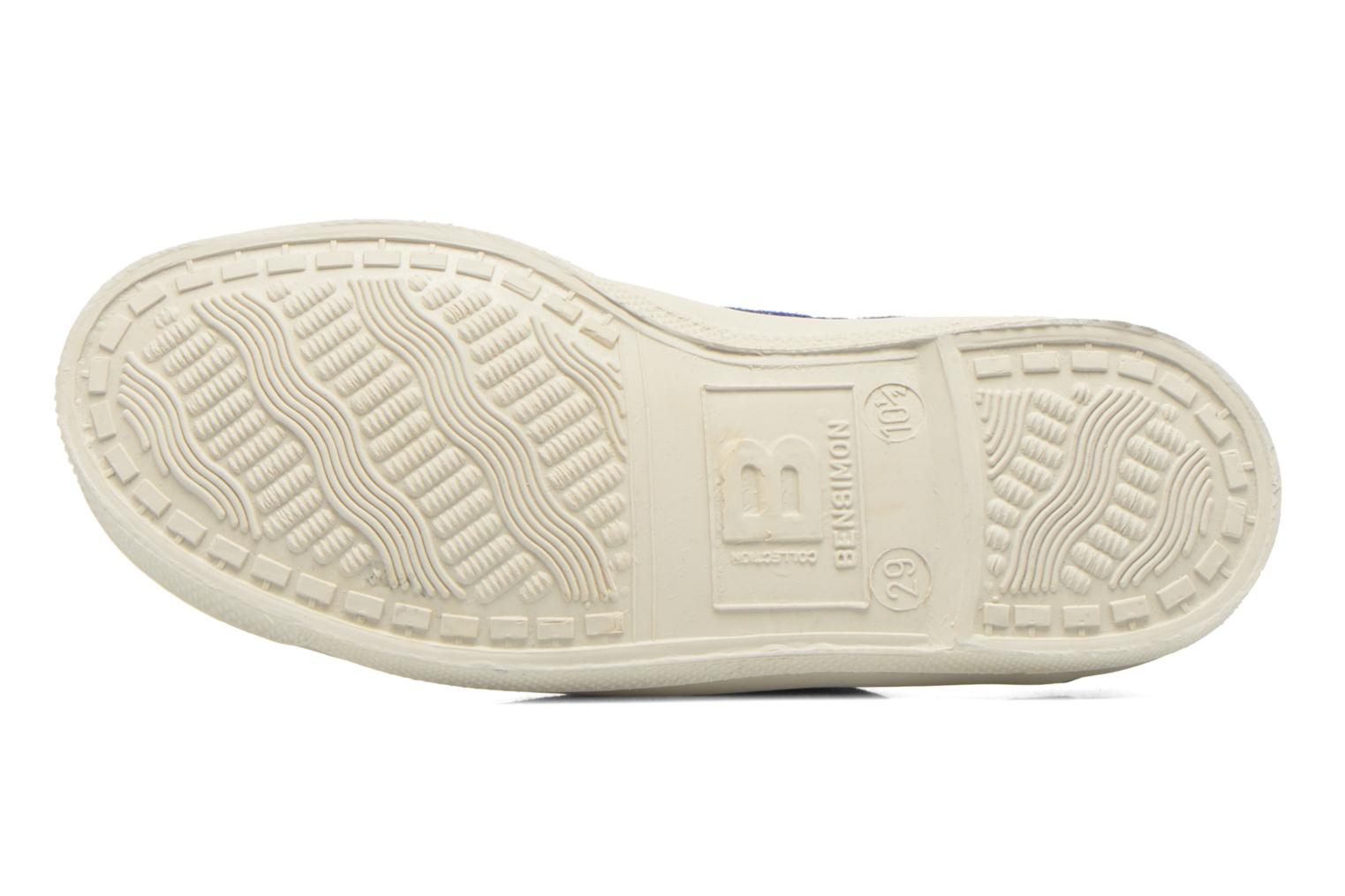 Trainers Bensimon Tennis Bandana E Blue view from above