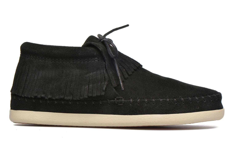 Boots en enkellaarsjes Minnetonka Venice Zwart achterkant