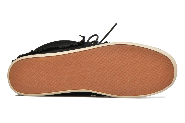 Stiefeletten & Boots Minnetonka Venice schwarz ansicht von oben