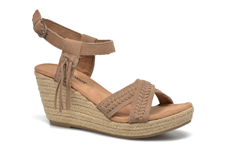 Sandali e scarpe aperte Minnetonka Naomi Beige vedi dettaglio/paio