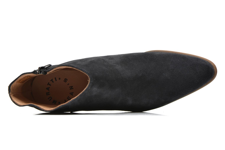 Bottines et boots Muratti Angel Bleu vue gauche