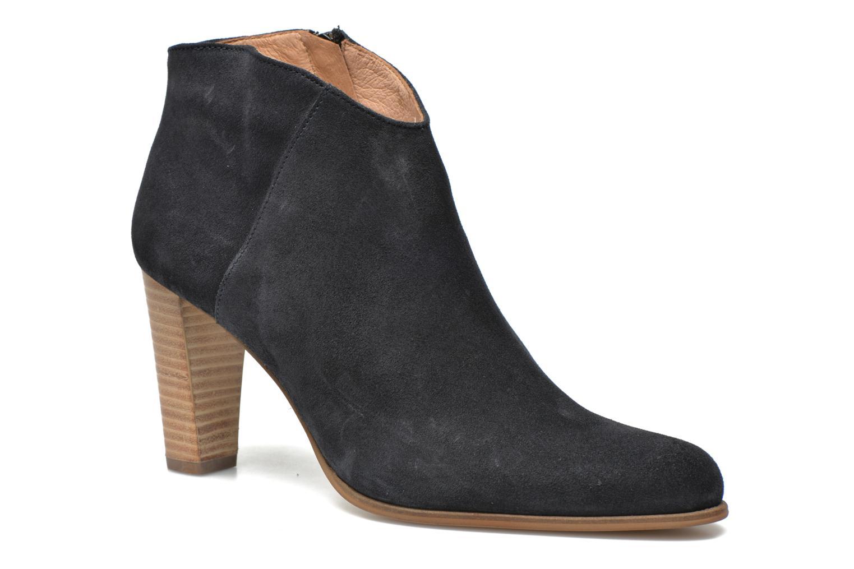 Boots en enkellaarsjes Muratti Angel Blauw detail