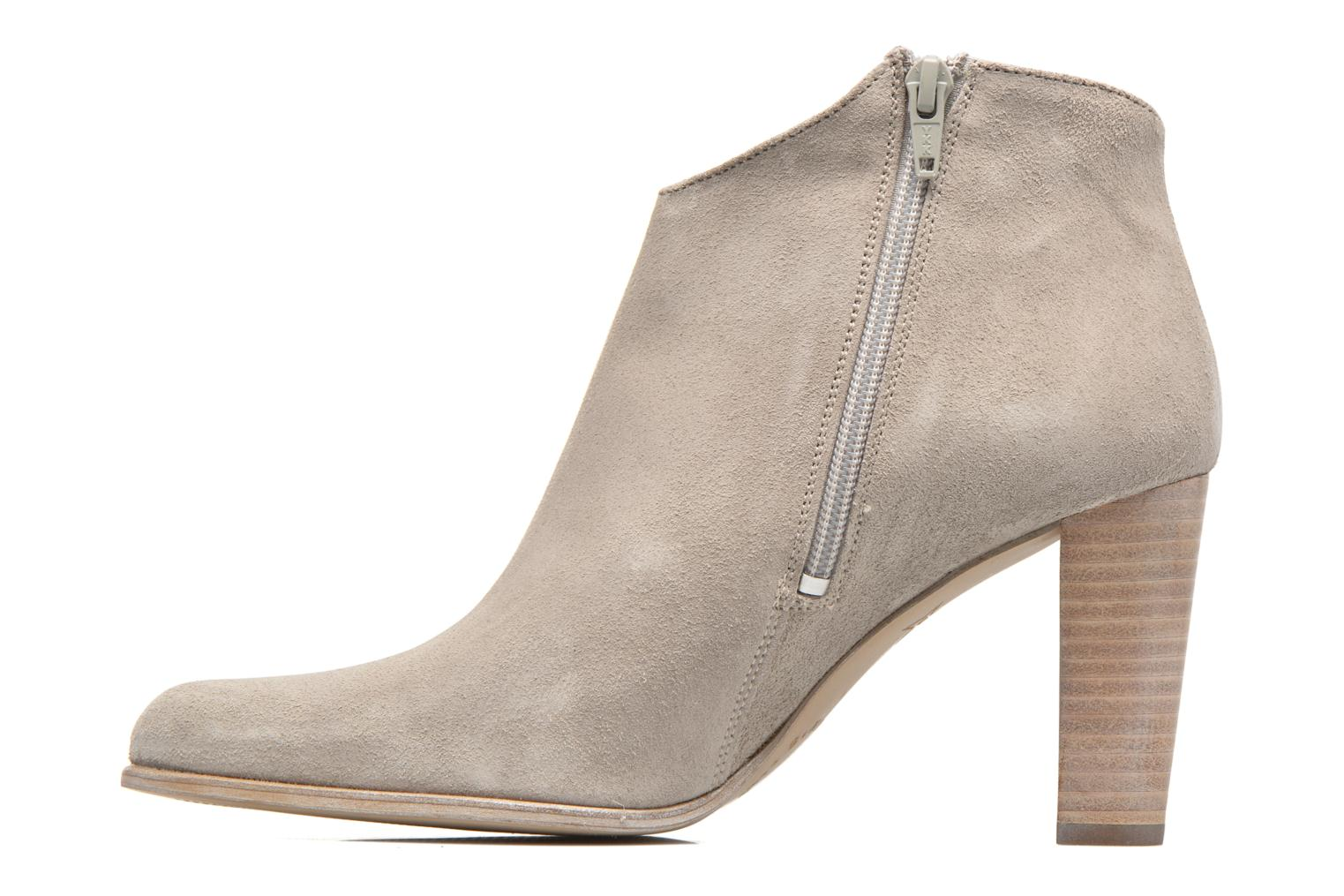 Ankle boots Muratti Angel Grey front view