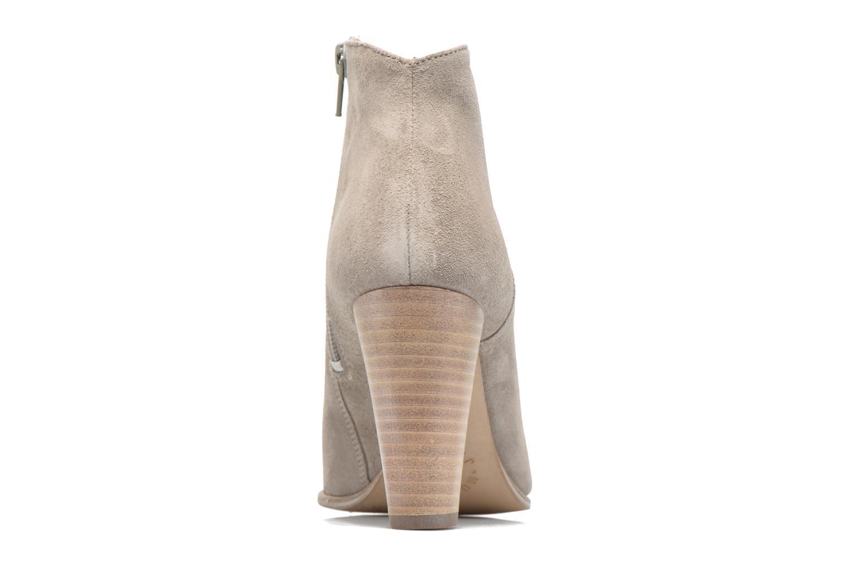 Bottines et boots Muratti Angel Gris vue droite