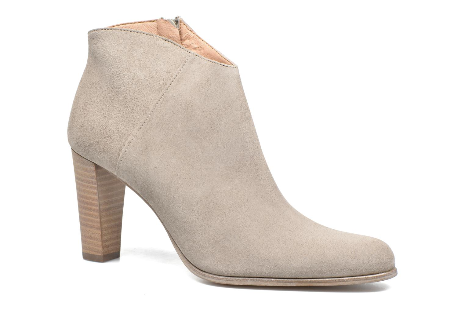 Ankle boots Muratti Angel Grey detailed view/ Pair view