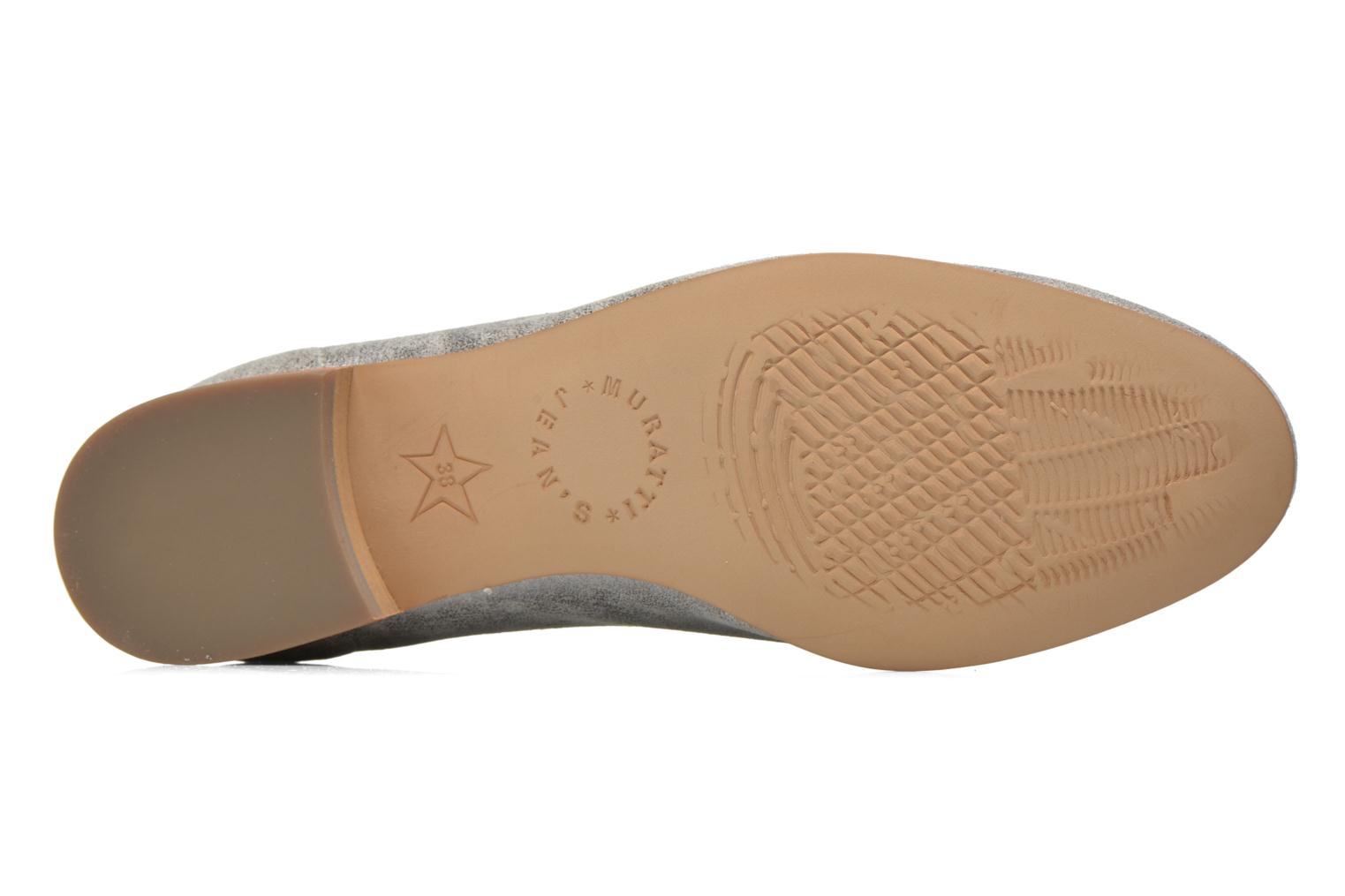 Loafers Muratti Lou-lou Silver view from above