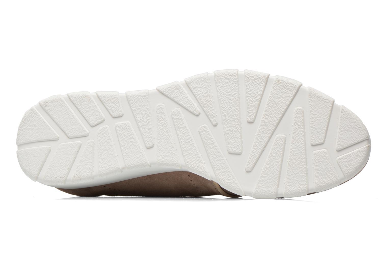 Zapatos con cordones Muratti Roche Beige vista de arriba