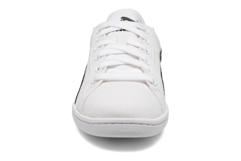 Baskets Puma Puma Smash Cv Blanc vue portées chaussures