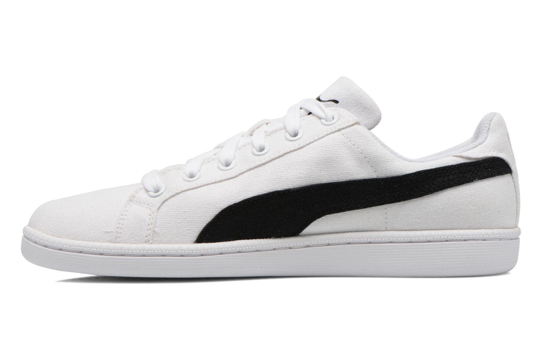 Sneakers Puma Puma Smash Cv Wit voorkant