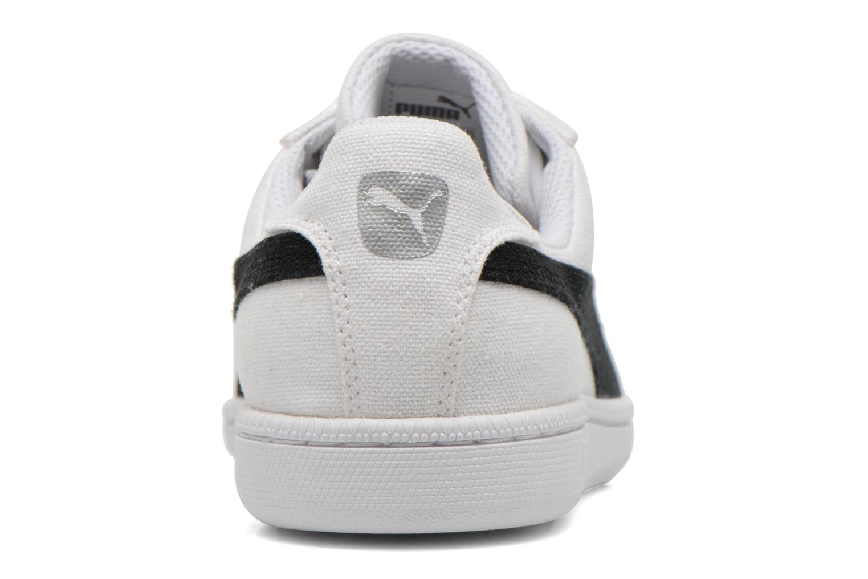 Sneakers Puma Puma Smash Cv Wit rechts