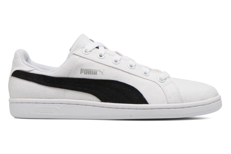 Sneakers Puma Puma Smash Cv Wit achterkant