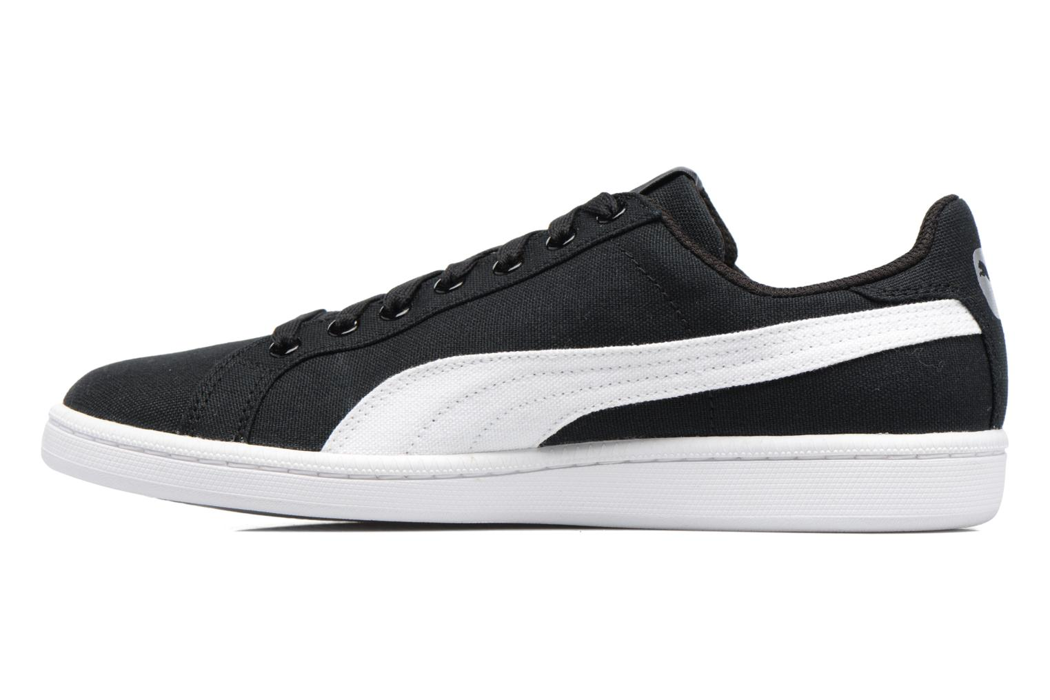 Baskets Puma Puma Smash Cv Noir vue face
