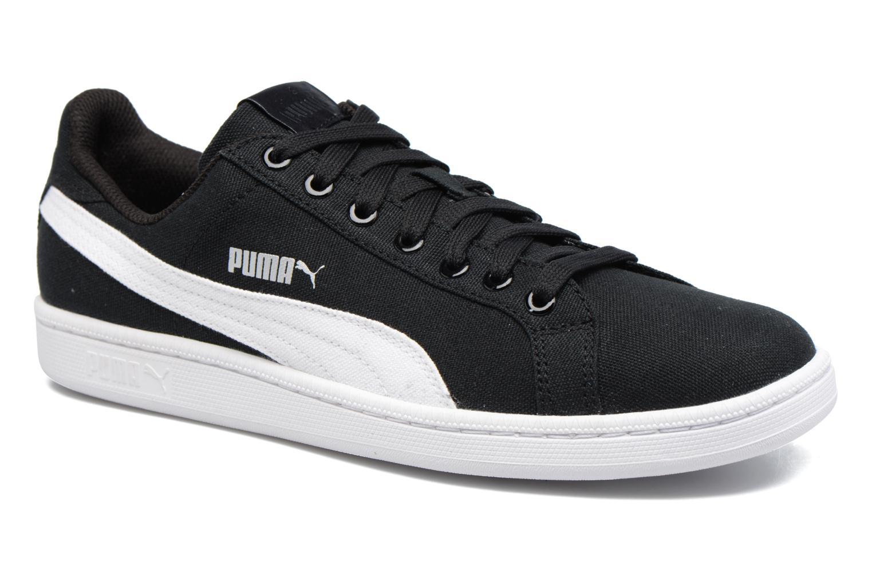 Sneakers Puma Puma Smash Cv Sort detaljeret billede af skoene