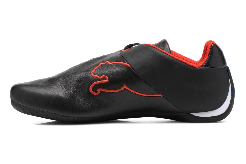 Sneakers Puma Future Cat Leather SF Zwart voorkant