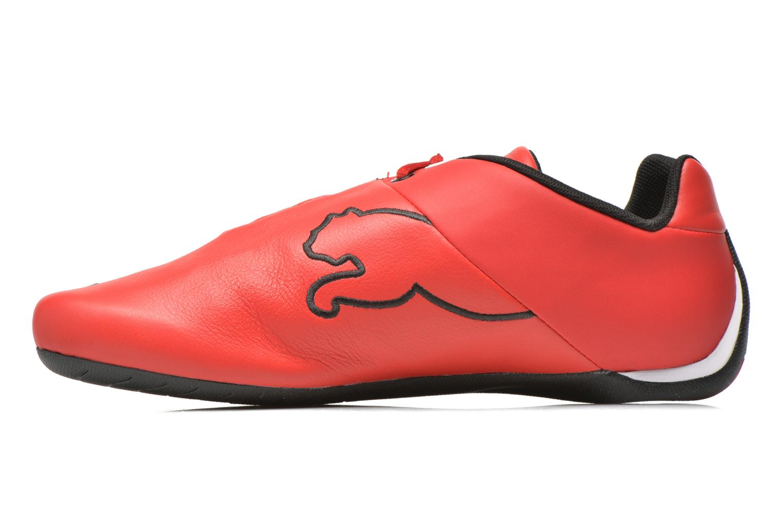 Baskets Puma Future Cat Leather SF Rouge vue face