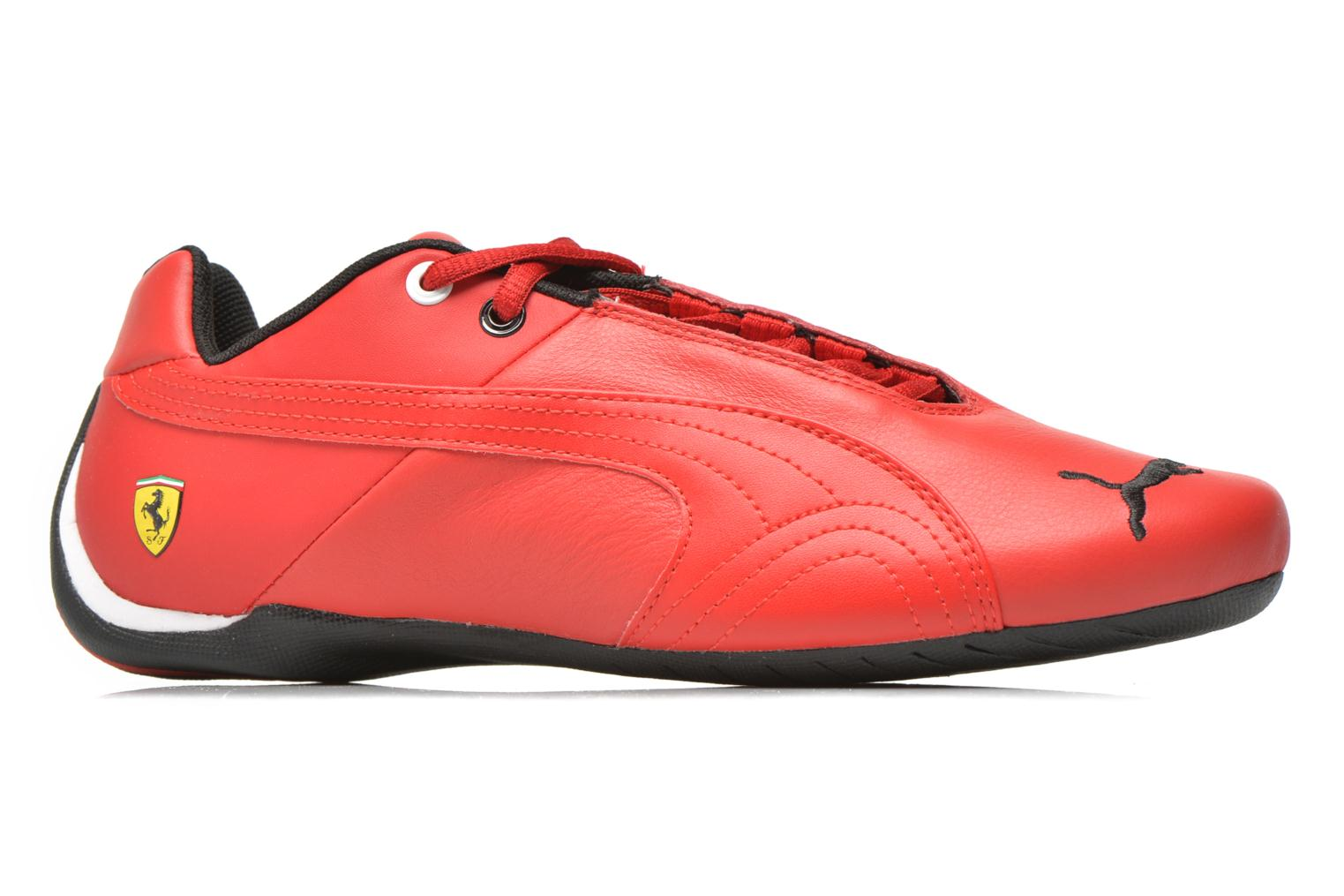 Deportivas Puma Future Cat Leather SF Rojo vistra trasera