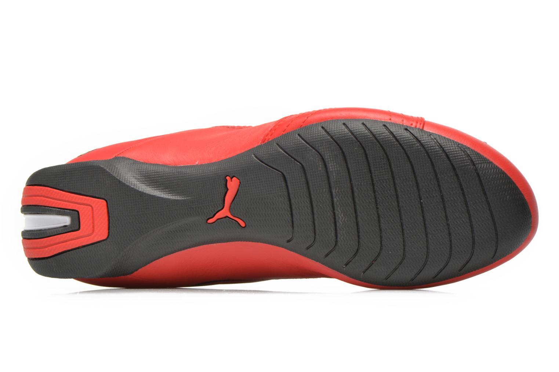 Sneakers Puma Future Cat Leather SF Rosso immagine dall'alto
