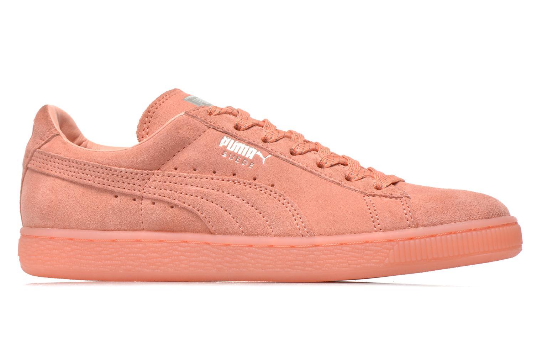 Sneaker Puma WNS Suede Mono Ref rosa ansicht von hinten